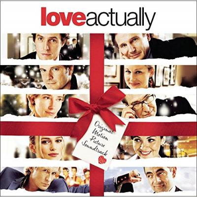 Love Actually Soundtrack CD. Love Actually Soundtrack