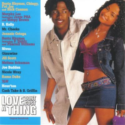 Love Don't Cost A Thing Soundtrack CD. Love Don't Cost A Thing Soundtrack