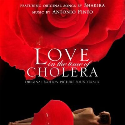 Love in the Time of Cholera Soundtrack CD. Love in the Time of Cholera Soundtrack