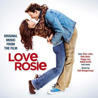 Love, Rosie Soundtrack CD. Love, Rosie Soundtrack