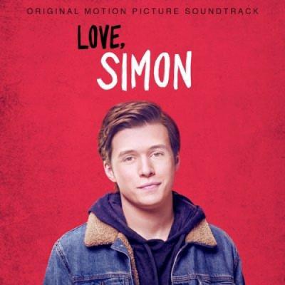 Love, Simon Soundtrack CD. Love, Simon Soundtrack