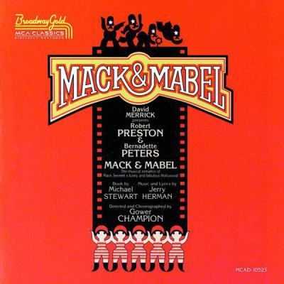 Mack & Mabel Soundtrack CD. Mack & Mabel Soundtrack Soundtrack lyrics