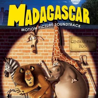 Madagascar Soundtrack CD. Madagascar Soundtrack
