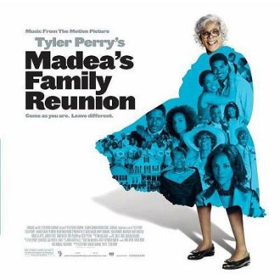 Madea's Family Reunion Soundtrack CD. Madea's Family Reunion Soundtrack