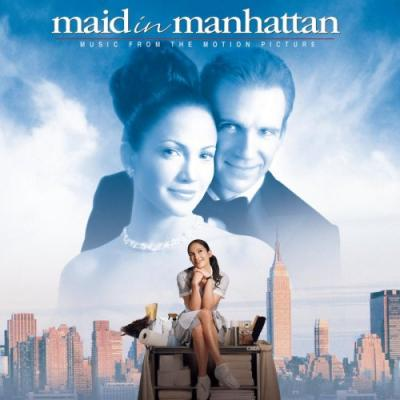 Maid in Manhattan Soundtrack CD. Maid in Manhattan Soundtrack