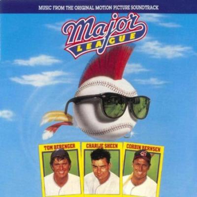 Major League Soundtrack CD. Major League Soundtrack