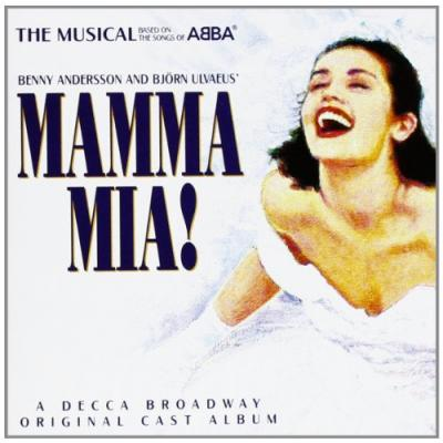 Mamma Mia! Soundtrack CD. Mamma Mia! Soundtrack