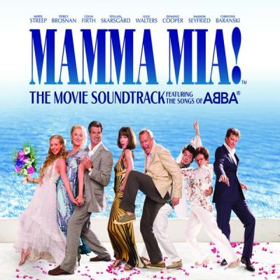 Mamma Mia! The Movie Soundtrack CD. Mamma Mia! The Movie Soundtrack