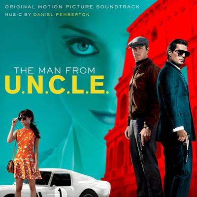 Man from U.N.C.L.E. Soundtrack CD. Man from U.N.C.L.E. Soundtrack