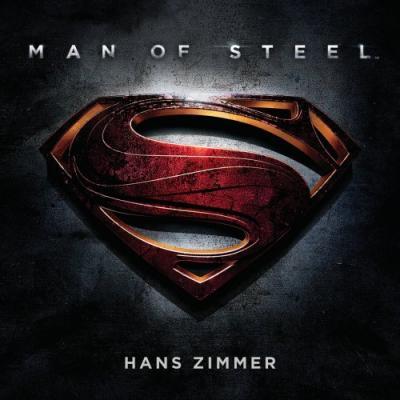 Man of Steel Soundtrack CD. Man of Steel Soundtrack