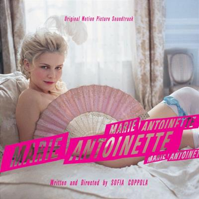 Marie Antoinette Soundtrack CD. Marie Antoinette Soundtrack