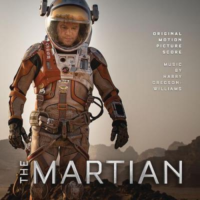 Martian Soundtrack CD. Martian Soundtrack