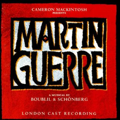 Martin Guerre Soundtrack CD. Martin Guerre Soundtrack
