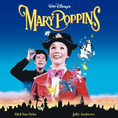 Mary Poppins Soundtrack CD. Mary Poppins Soundtrack