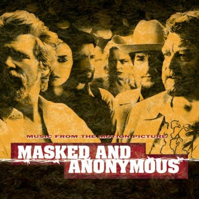 Masked & Anonymous Soundtrack CD. Masked & Anonymous Soundtrack
