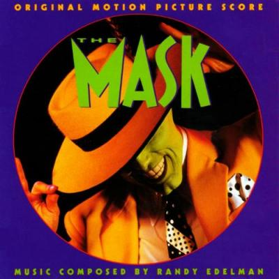 Mask, The Soundtrack CD. Mask, The Soundtrack