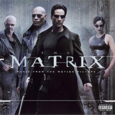 Matrix Soundtrack CD. Matrix Soundtrack