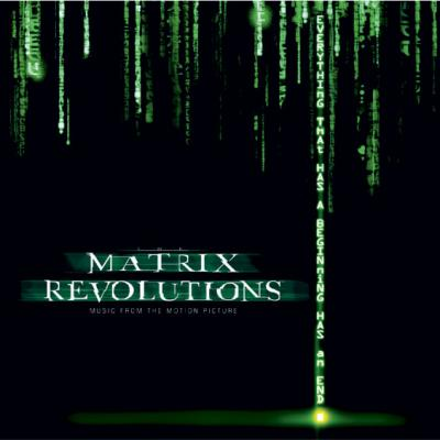 Matrix Revolutions Soundtrack CD. Matrix Revolutions Soundtrack