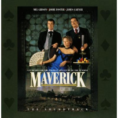 Maverick Soundtrack CD. Maverick Soundtrack