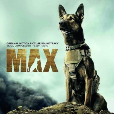 Max Soundtrack CD. Max Soundtrack