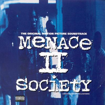 Menace II Society Soundtrack CD. Menace II Society Soundtrack