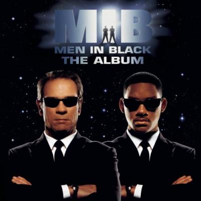 Men in Black Soundtrack CD. Men in Black Soundtrack