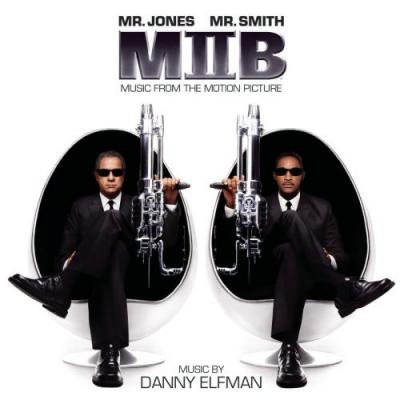 Men in Black II (MIIB) Soundtrack CD. Men in Black II (MIIB) Soundtrack