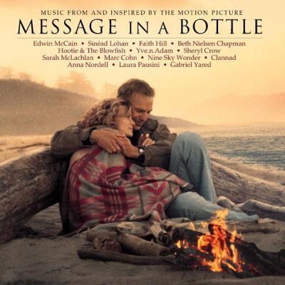 Message in a Bottle Soundtrack CD. Message in a Bottle Soundtrack