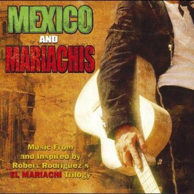 Mexico and Mariachis Soundtrack CD. Mexico and Mariachis Soundtrack