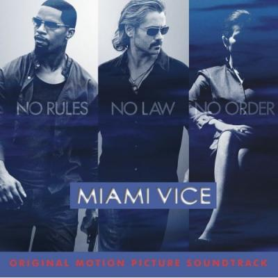 Miami Vice Soundtrack CD. Miami Vice Soundtrack