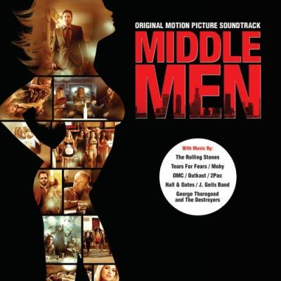 Middle Men Soundtrack CD. Middle Men Soundtrack