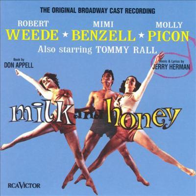Milk and Honey Soundtrack CD. Milk and Honey Soundtrack