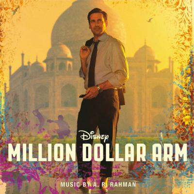 Million Dollar Arm Soundtrack CD. Million Dollar Arm Soundtrack
