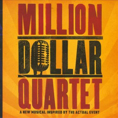 Million Dollar Quartet Soundtrack CD. Million Dollar Quartet Soundtrack