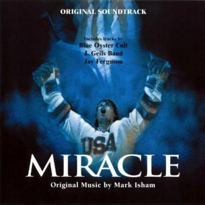 Miracle Soundtrack CD. Miracle Soundtrack