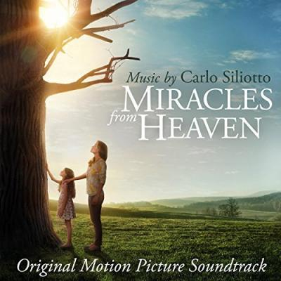 Miracles from Heaven Soundtrack CD. Miracles from Heaven Soundtrack