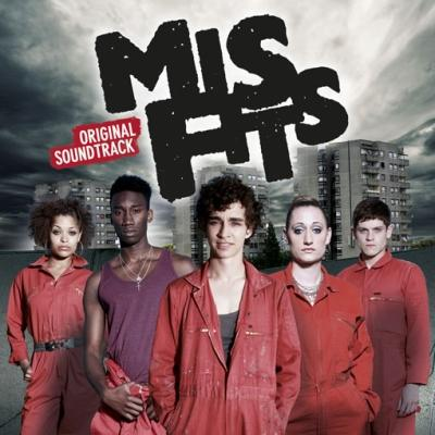 Misfits Soundtrack CD. Misfits Soundtrack