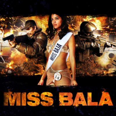 Miss Bala Soundtrack CD. Miss Bala Soundtrack