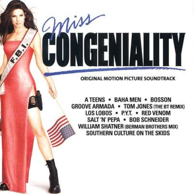 Miss Congeniality Soundtrack CD. Miss Congeniality Soundtrack