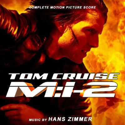 Mission Impossible 2 Soundtrack CD. Mission Impossible 2 Soundtrack