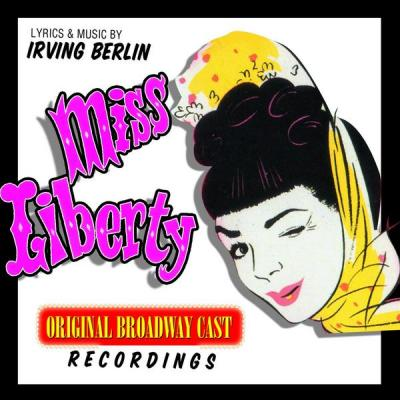 Miss Liberty Soundtrack CD. Miss Liberty Soundtrack
