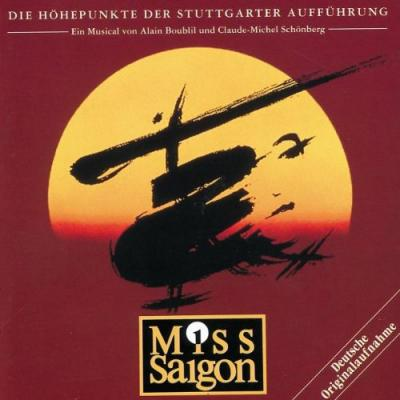 Miss Saigon Soundtrack CD. Miss Saigon Soundtrack