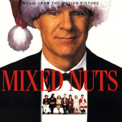 Mixed Nuts Soundtrack CD. Mixed Nuts Soundtrack