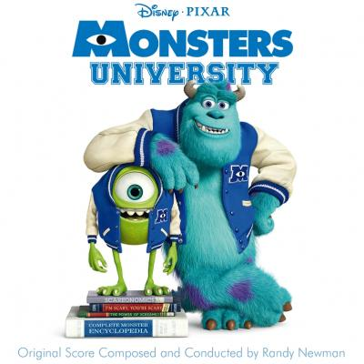 Monsters University Soundtrack CD. Monsters University Soundtrack Soundtrack lyrics