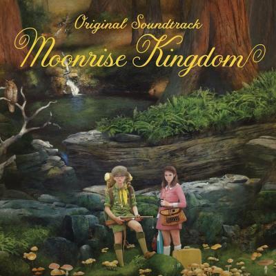 Moonrise Kingdom Soundtrack CD. Moonrise Kingdom Soundtrack