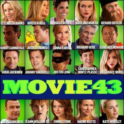 Movie 43 Soundtrack CD. Movie 43 Soundtrack