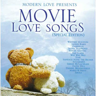 Movie Love Songs Soundtrack CD. Movie Love Songs Soundtrack