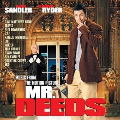 Mr. Deeds Soundtrack CD. Mr. Deeds Soundtrack