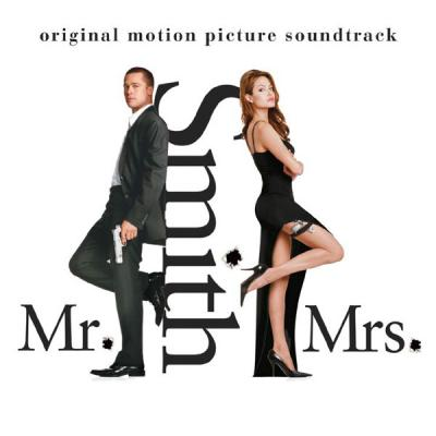 Mr. & Mrs. Smith Soundtrack CD. Mr. & Mrs. Smith Soundtrack