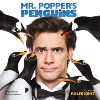 Mr. Popper's Penguins Soundtrack CD. Mr. Popper's Penguins Soundtrack